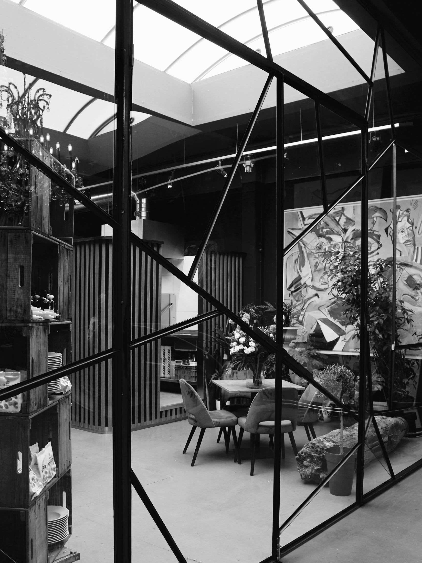 Restaurant / galerie Rotterdam